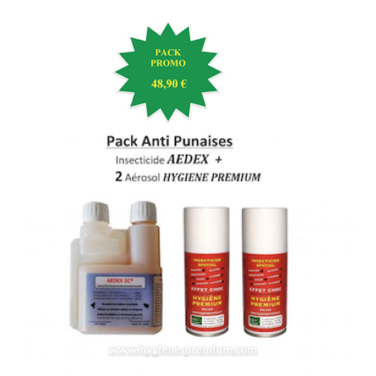 Pack Anti Punaises image
