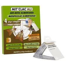 Pieges Anti Mites Mit Clac Textiles Par 4 image